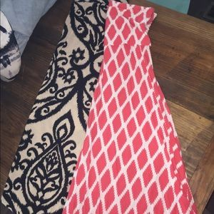 Lot of 2 Maxi Skirt Can Fit Medium or Large